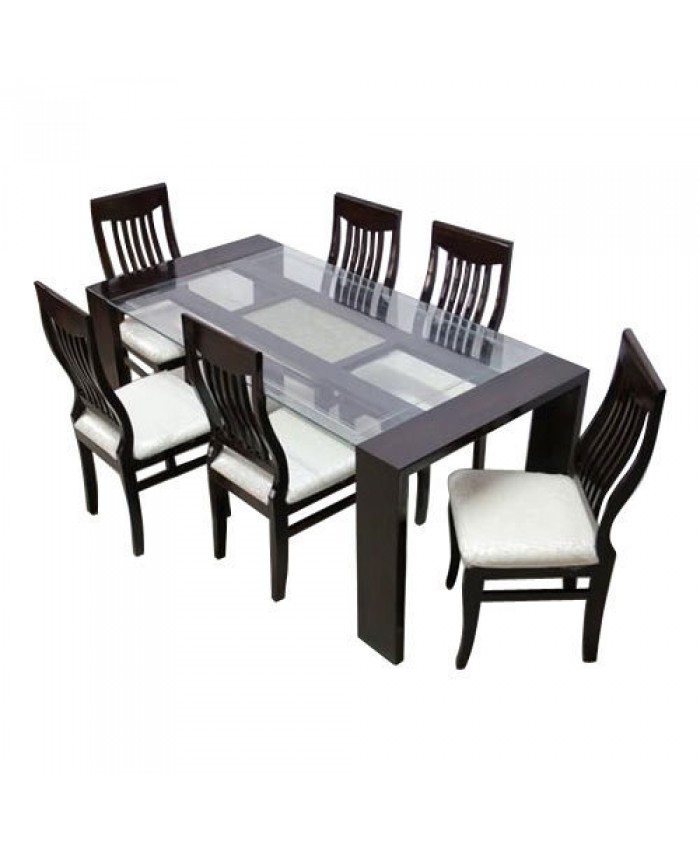 6 Seat Dining table with chairs