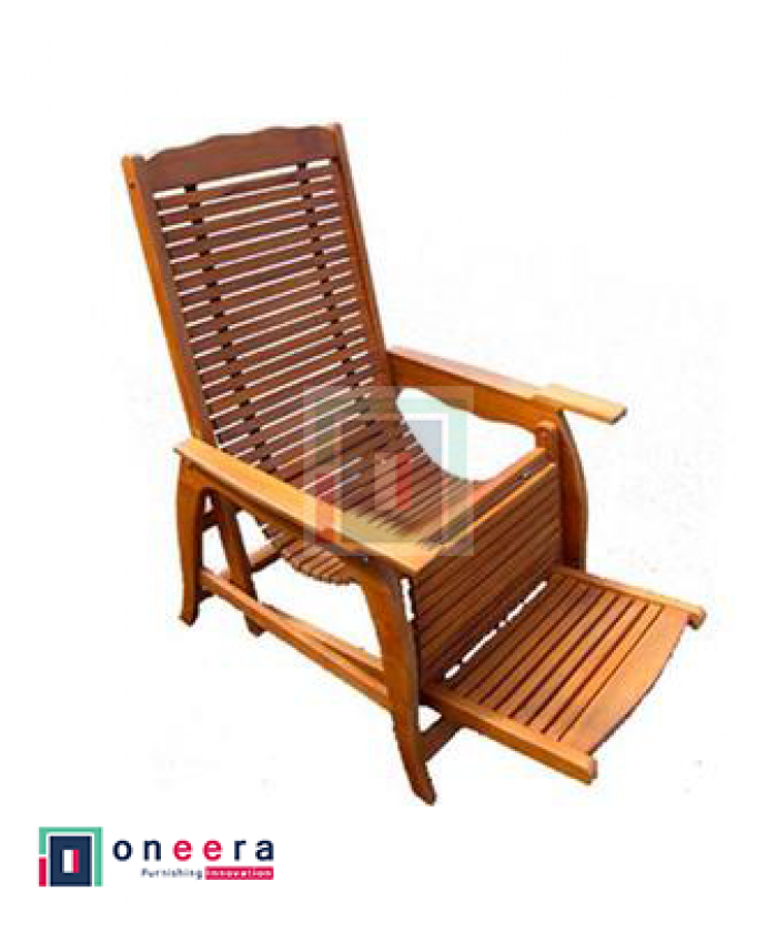 Oneera Wooden Lazy Chair