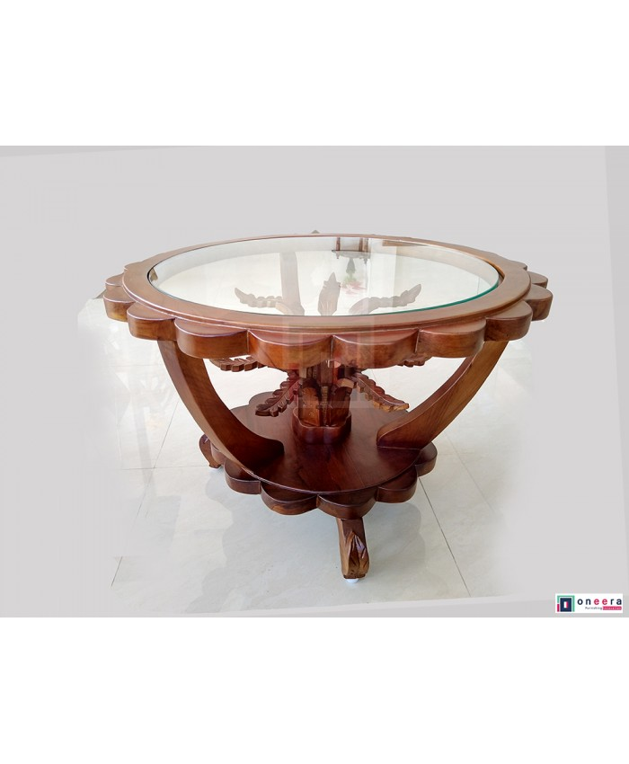 Oneera Coffee Table Round Hand Crafte