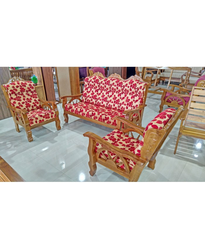 Vyshali 5 Seat Sofa set