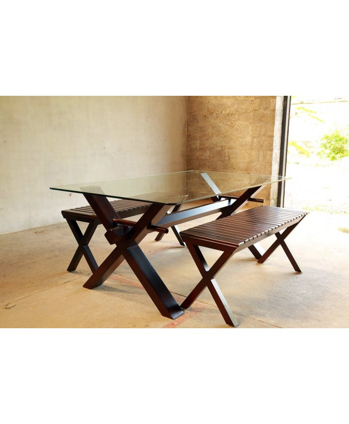 Leon Dining Set 6 seater