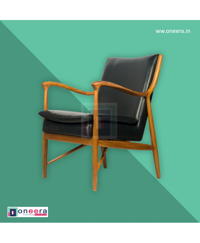 Martha Living Chair. Indonasian Teak Wood